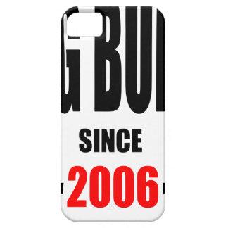 BIG BULLY school since 2000 back learn homework re iPhone 5 Case