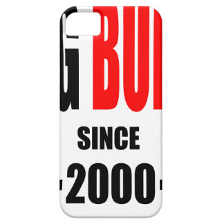 BIG BULLY school since 2000 back learn homework te Barely There iPhone 5 Case