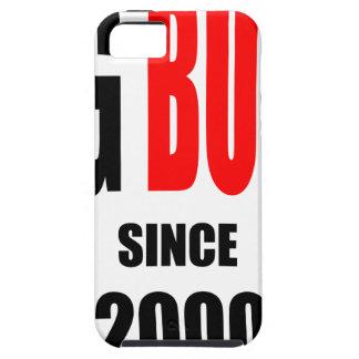 BIG BULLY school since 2000 back learn homework te iPhone 5 Cases