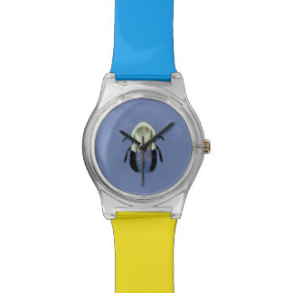 Big Bumble Bee Watch