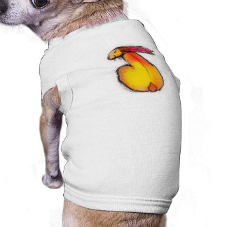 Big Bun Sleeveless Dog Shirt