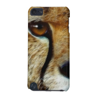 Big Cat Cheetah Face Wildlife Ipod Case iPod Touch (5th Generation) Case