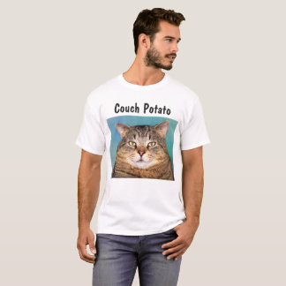 Big Cat Couch Potato T-Shirt