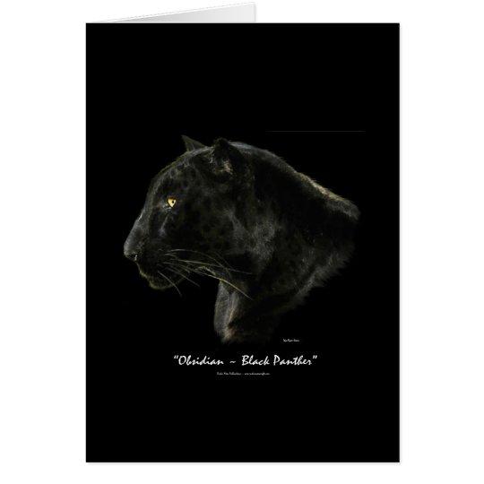 BIG CAT Endangered Species Series Card