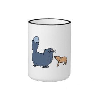 Big Cat Little Dog Mugs