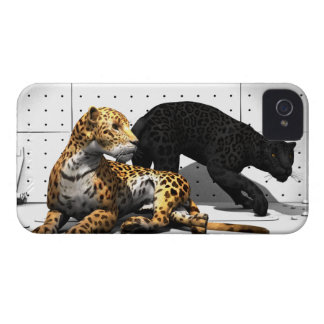 Big Cats - Leopards Blackberry Bold Case
