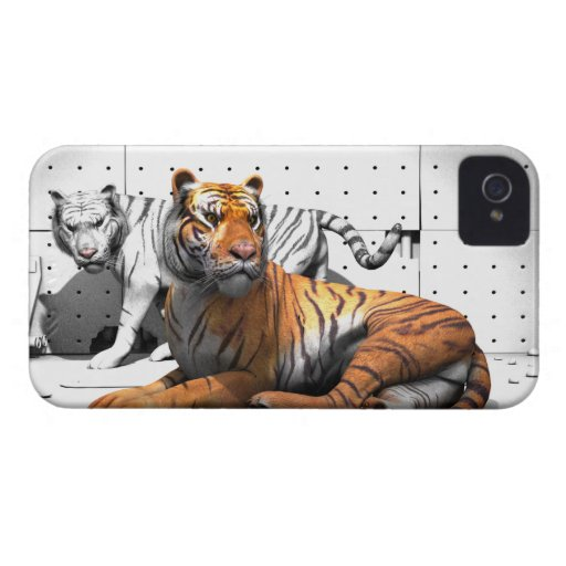 Big Cats - Tigers Blackberry Bold Case
