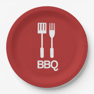BIG Celebration! Father's Day Party Paper Plates