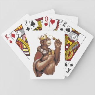 Big Chimpin' Playing Cards