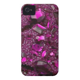 Big Chunky Faux Jeweled IPhone4 case mate