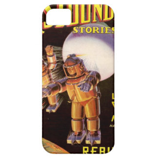 Big Chunky Spacesuits Barely There iPhone 5 Case