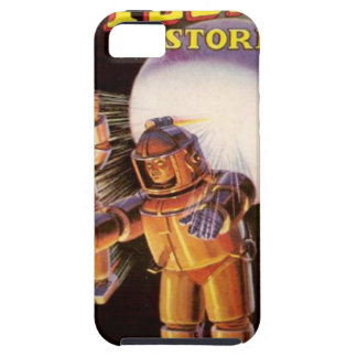 Big Chunky Spacesuits iPhone 5 Covers