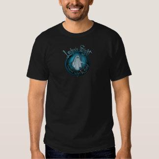 big circle front tee shirt