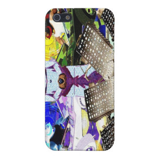 Big City humor (UFO's on the Temple Mount) Cover For iPhone 5/5S