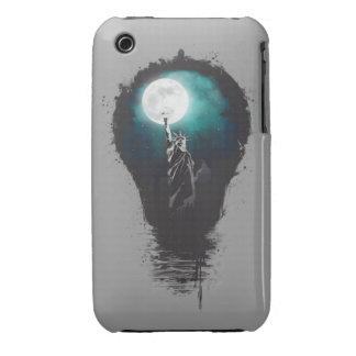 Big city lights Case-Mate iPhone 3 case