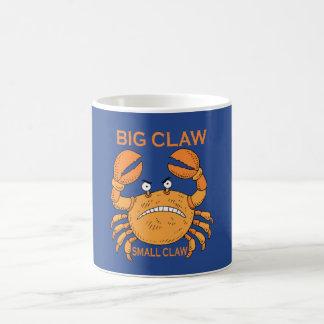 BIG CLAW - SMALL CLAW COFFEE MUG
