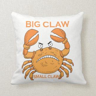 BIG CLAW - SMALL CLAW CUSHION