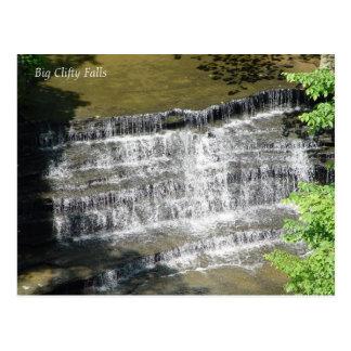 Big Clifty Falls Postcard