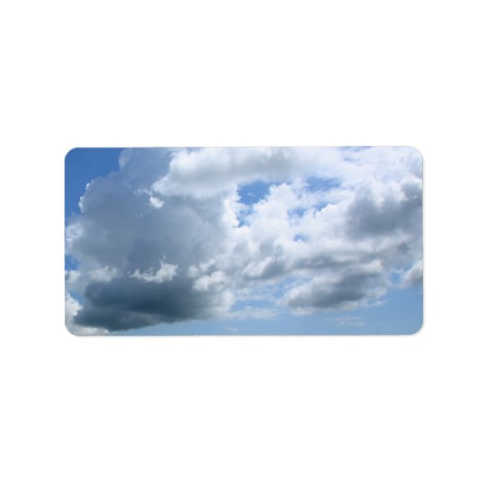 Big clouds l label