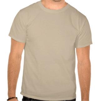 Big, colorful hamburger shirt
