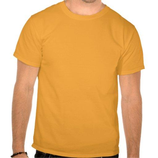 Big Construction Bulldozer on Tracks T Shirt
