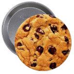 big cookie pinback button