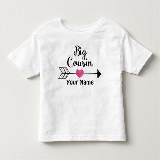 Big Cousin Arrow Personalized T-shirt