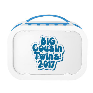 Big Cousin Of Twins 2017 Lunch Box