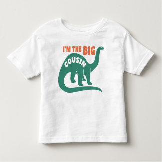Big Cousin Toddler T-Shirt
