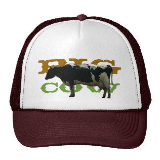 Big Cow Cap Mesh Hats
