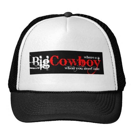 Big Cowboys Mesh Hats