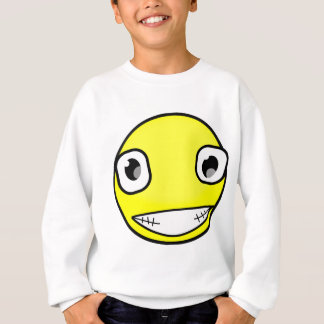 Big Crazy Smile Sweatshirt