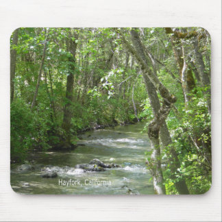 Big Creek in the Summer... Mouse Pad