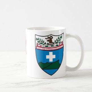 big crest, TF Morgan Coffee Mug