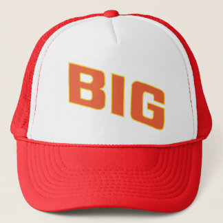 BIG  ... Customize As You Want Trucker Hat