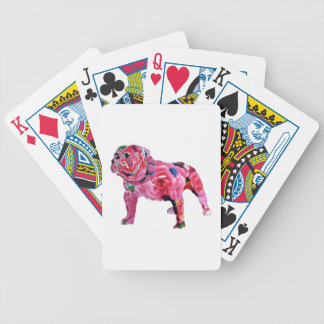 """Big Daddy"" by Axel Bottenberg Bicycle Playing Cards"