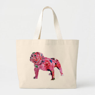 """Big Daddy"" by Axel Bottenberg Large Tote Bag"