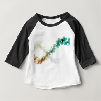 Big Data Visualization Analytics Technology Baby T-Shirt