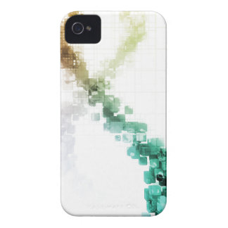 Big Data Visualization Analytics Technology iPhone 4 Case-Mate Cases