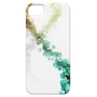 Big Data Visualization Analytics Technology iPhone 5 Cover