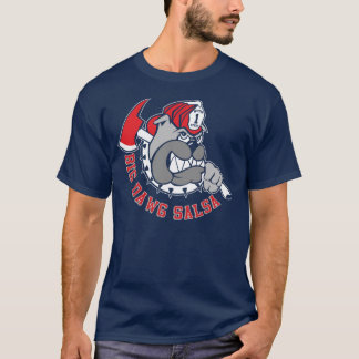 Big Dawg Salsa Fireman Axe Logo T-Shirt
