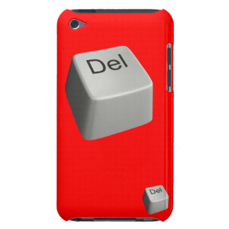 Big delete key barely there iPod covers