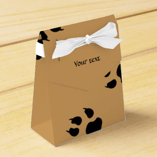 Big Dog Prints Party Favour Box