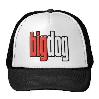 Big Dog. Top Dog. Big Cheese. Boss. #1 Man.hat Cap