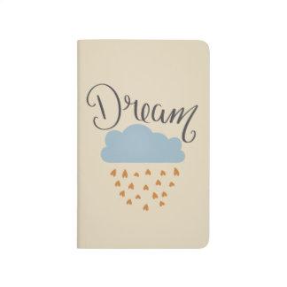 Big Dream Inspirational Pocket Journal