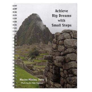 Big Dreams Notebook