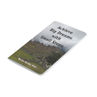 Big Dreams Pocket Notebook