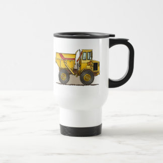 Big Dump Truck Travel Mug