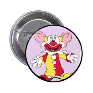 Big Ears Clown Pins