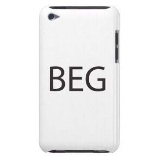 big evil grin.ai barely there iPod cover